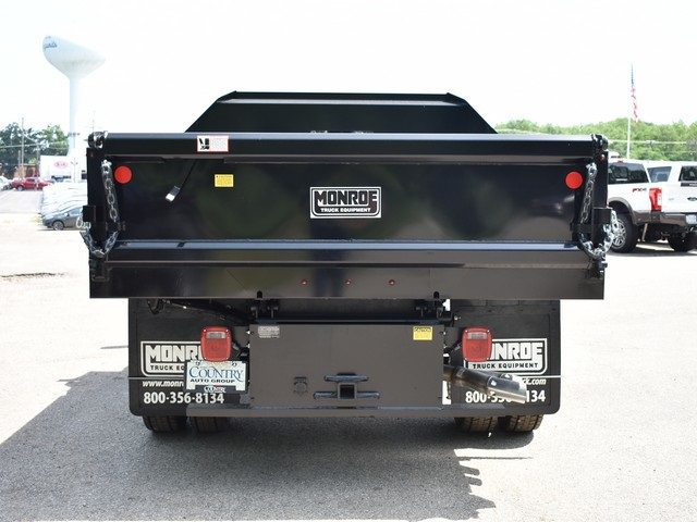 2018 F-450 Regular Cab DRW 4x4,  Monroe Dump Body #AT09979 - photo 3