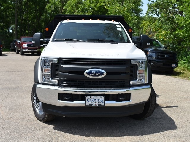2018 F-450 Regular Cab DRW 4x4,  Monroe Dump Body #AT09979 - photo 7