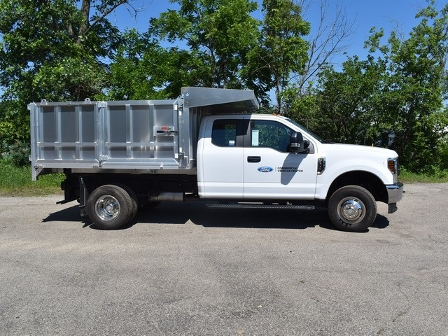 2018 F-350 Super Cab DRW 4x4,  Monroe Landscape Dump #AT09980 - photo 5
