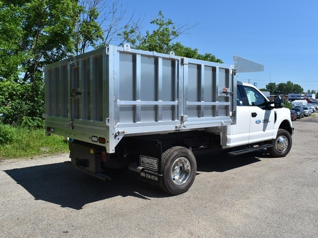 2018 F-350 Super Cab DRW 4x4,  Monroe Landscape Dump #AT09980 - photo 2