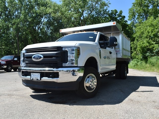 2018 F-350 Super Cab DRW 4x4,  Monroe Landscape Dump #AT09980 - photo 6