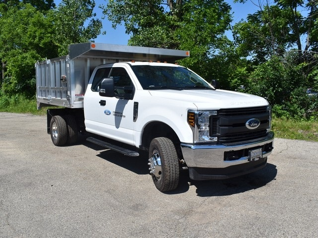 2018 F-350 Super Cab DRW 4x4,  Monroe Landscape Dump #AT09980 - photo 8