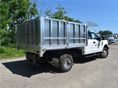 2018 F-350 Super Cab DRW 4x4,  Monroe MTE-Zee Landscape Dump #AT09980 - photo 2