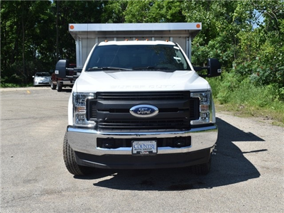 2018 F-350 Super Cab DRW 4x4,  Monroe MTE-Zee Landscape Dump #AT09980 - photo 7