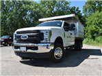 2018 F-350 Super Cab DRW 4x4,  Monroe MTE-Zee Landscape Dump #AT09980 - photo 6