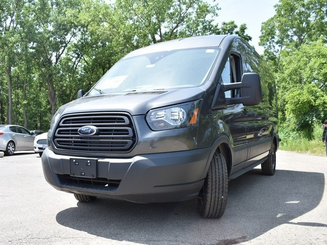2018 Transit 250 Med Roof 4x2,  Empty Cargo Van #AT09985 - photo 7