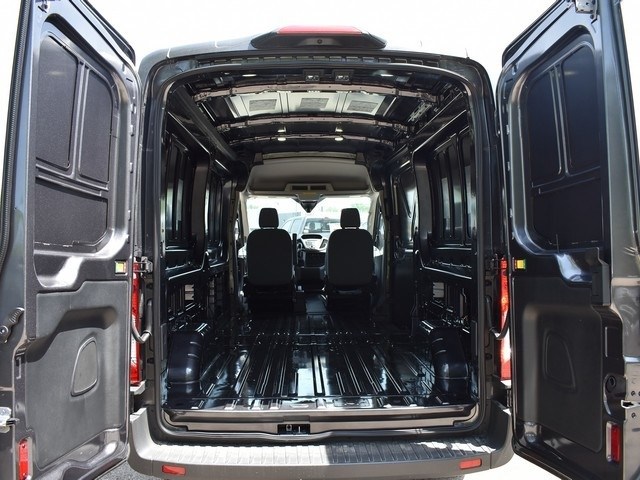 2018 Transit 250 Med Roof 4x2,  Empty Cargo Van #AT09985 - photo 2