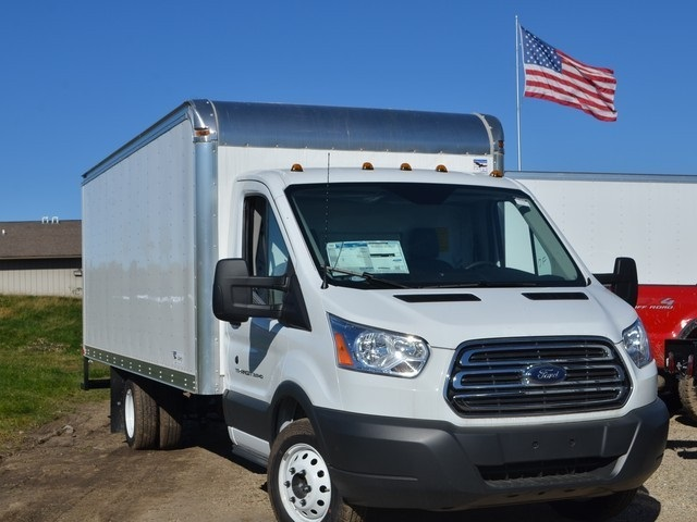 2018 Transit 350 HD DRW 4x2,  American Cargo by Midway Cutaway Van #AT10000 - photo 9