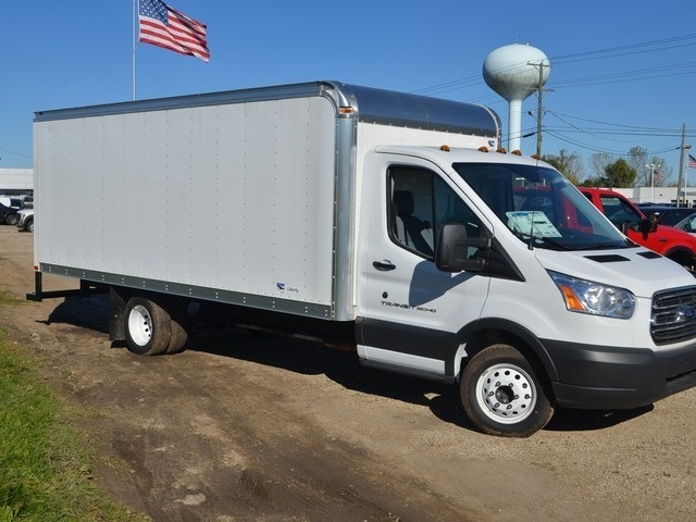 2018 Transit 350 HD DRW 4x2,  American Cargo by Midway Cutaway Van #AT10000 - photo 4