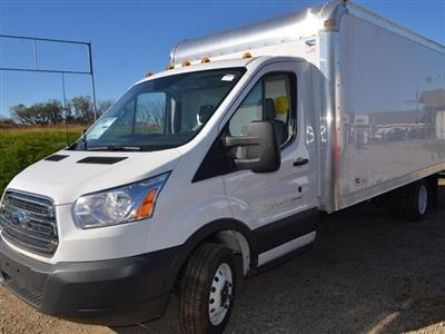 2018 Transit 350 HD DRW 4x2,  American Cargo by Midway Liberty II Cutaway Van #AT10000 - photo 7