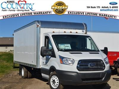 2018 Transit 350 HD DRW 4x2,  American Cargo by Midway Liberty II Cutaway Van #AT10000 - photo 1
