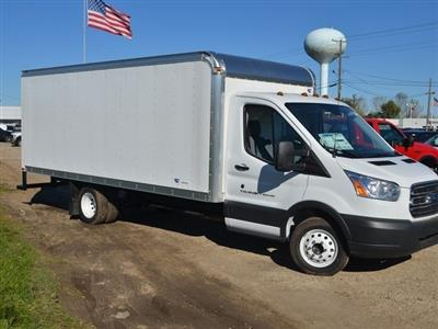 2018 Transit 350 HD DRW 4x2,  American Cargo by Midway Liberty II Cutaway Van #AT10000 - photo 4