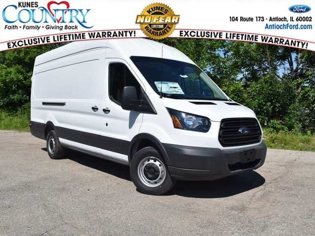 2018 Transit 350 High Roof 4x2,  Empty Cargo Van #AT10027 - photo 1