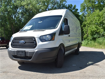 2018 Transit 350 High Roof 4x2,  Empty Cargo Van #AT10027 - photo 7