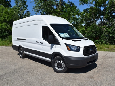 2018 Transit 350 High Roof 4x2,  Empty Cargo Van #AT10027 - photo 9
