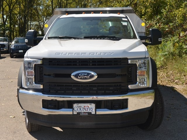 2018 F-450 Regular Cab DRW 4x4,  Monroe Dump Body #AT10039 - photo 9