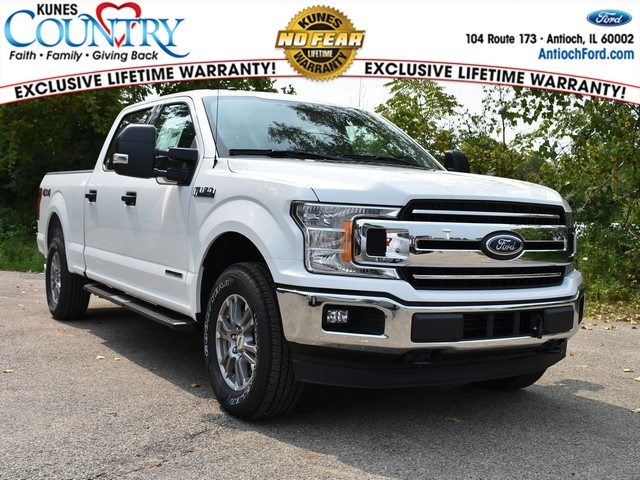 2018 F-150 SuperCrew Cab 4x4,  Pickup #AT10040 - photo 1