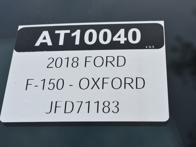2018 F-150 SuperCrew Cab 4x4,  Pickup #AT10040 - photo 34