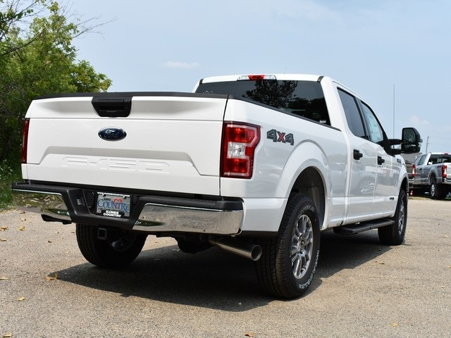 2018 F-150 SuperCrew Cab 4x4,  Pickup #AT10040 - photo 2