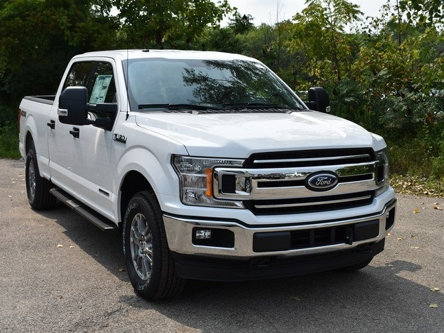 2018 F-150 SuperCrew Cab 4x4,  Pickup #AT10040 - photo 8