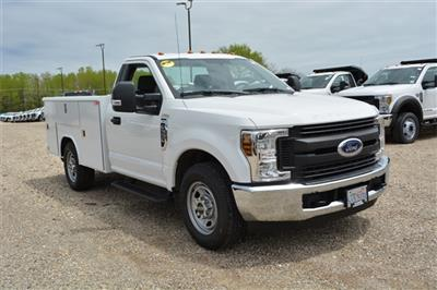 2018 F-350 Regular Cab 4x2,  Cab Chassis #AT10043 - photo 4