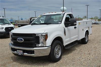 2018 F-350 Regular Cab 4x2,  Cab Chassis #AT10043 - photo 7