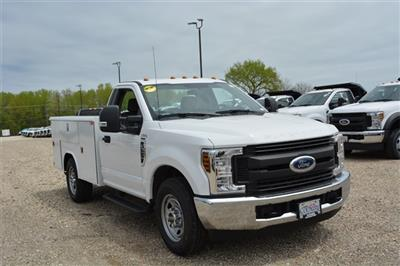2018 F-350 Regular Cab 4x2,  Cab Chassis #AT10043 - photo 9