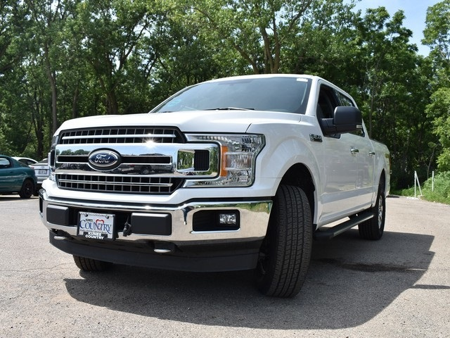 2018 F-150 SuperCrew Cab 4x4,  Pickup #AT10045 - photo 6
