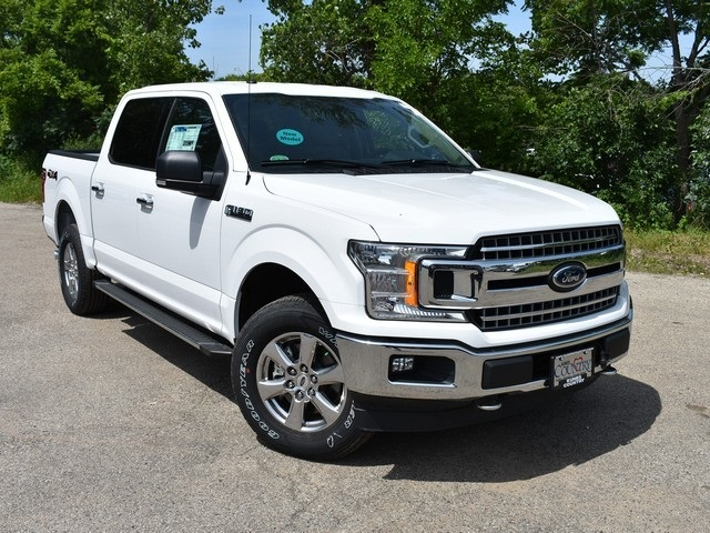 2018 F-150 SuperCrew Cab 4x4,  Pickup #AT10045 - photo 8