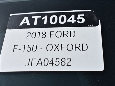 2018 F-150 SuperCrew Cab 4x4,  Pickup #AT10045 - photo 33
