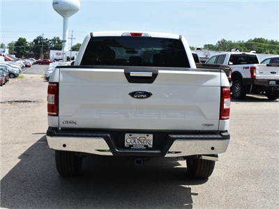 2018 F-150 SuperCrew Cab 4x4,  Pickup #AT10045 - photo 4