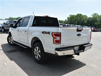 2018 F-150 SuperCrew Cab 4x4,  Pickup #AT10045 - photo 5