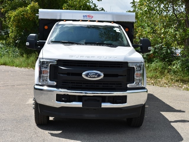 2018 F-350 Regular Cab DRW 4x4,  Monroe Landscape Dump #AT10054 - photo 7