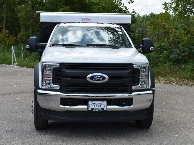 2018 F-450 Super Cab DRW 4x4,  Monroe Landscape Dump #AT10062 - photo 7
