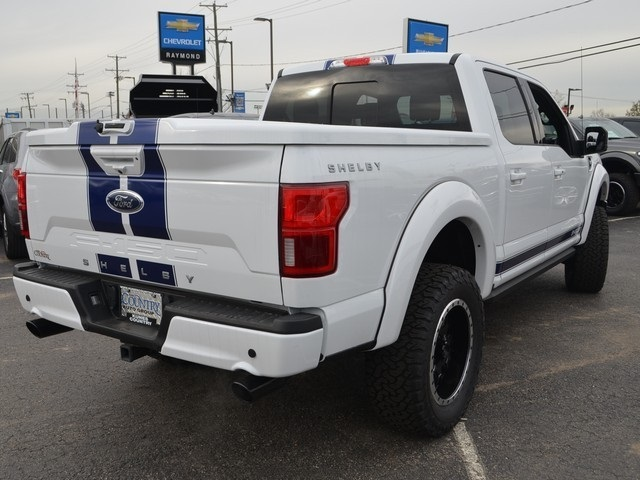 2018 F-150 SuperCrew Cab 4x4,  Pickup #AT10063 - photo 2