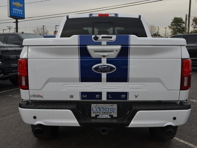 2018 F-150 SuperCrew Cab 4x4,  Pickup #AT10063 - photo 5