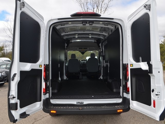 2018 Transit 250 Med Roof 4x2,  Empty Cargo Van #AT10064 - photo 2