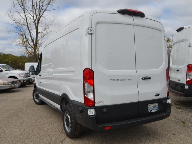 2018 Transit 250 Med Roof 4x2,  Empty Cargo Van #AT10064 - photo 7