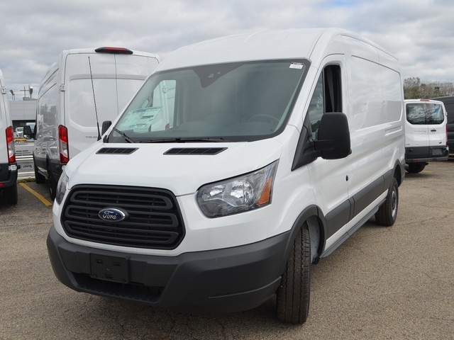 2018 Transit 250 Med Roof 4x2,  Empty Cargo Van #AT10064 - photo 8