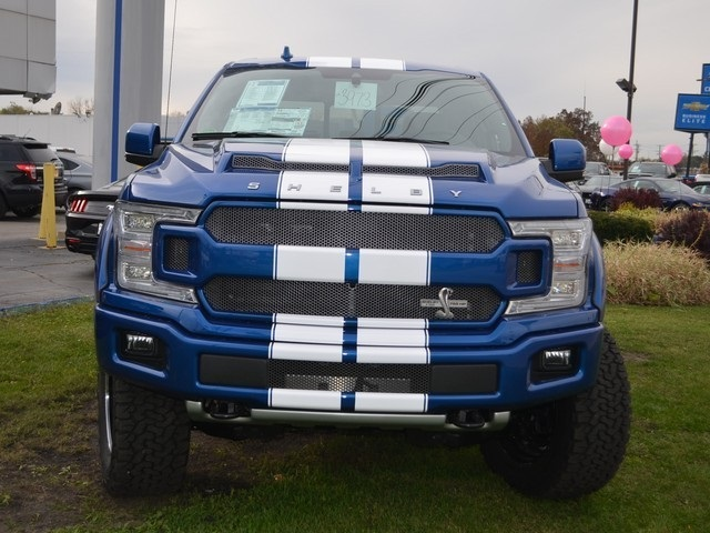 2018 F-150 SuperCrew Cab 4x4,  Pickup #AT10089 - photo 9