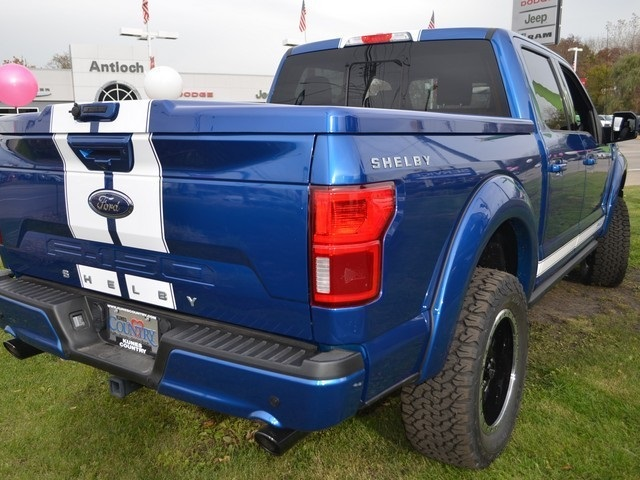 2018 F-150 SuperCrew Cab 4x4,  Pickup #AT10089 - photo 2
