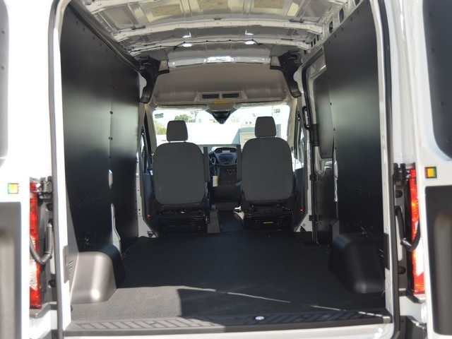 2018 Transit 250 Med Roof 4x2,  Empty Cargo Van #AT10105 - photo 2