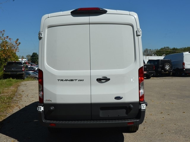 2018 Transit 250 Med Roof 4x2,  Empty Cargo Van #AT10105 - photo 6
