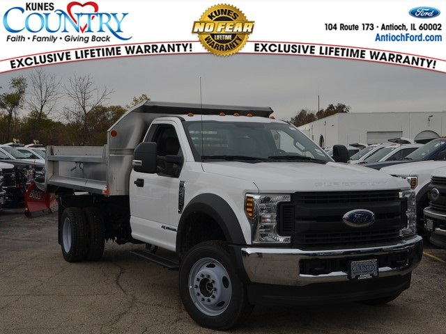 2019 F-450 Regular Cab DRW 4x4,  Monroe MTE-Zee SST Series Dump Body #AT10106 - photo 1
