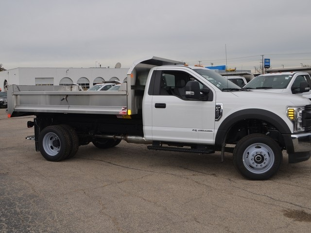 2019 F-450 Regular Cab DRW 4x4,  Monroe Dump Body #AT10106 - photo 4