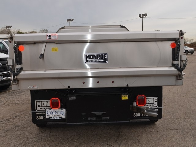 2019 F-450 Regular Cab DRW 4x4,  Monroe Dump Body #AT10106 - photo 2