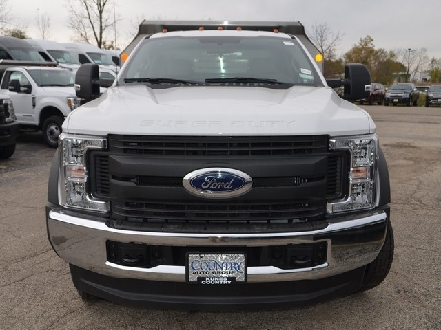 2019 F-450 Regular Cab DRW 4x4,  Monroe MTE-Zee SST Series Dump Body #AT10106 - photo 9