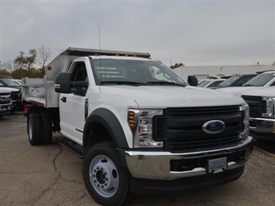 2019 F-450 Regular Cab DRW 4x4,  Monroe MTE-Zee SST Series Dump Body #AT10106 - photo 10