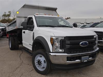2019 F-450 Regular Cab DRW 4x4,  Monroe MTE-Zee SST Series Dump Body #AT10106 - photo 15