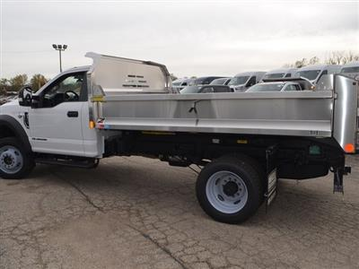 2019 F-450 Regular Cab DRW 4x4,  Monroe MTE-Zee SST Series Dump Body #AT10106 - photo 7